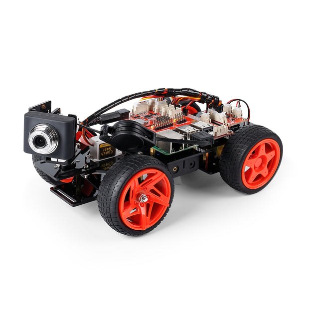 SunFounder Smart Video Car Kit For Raspberry Pi(Picar V 2.0)