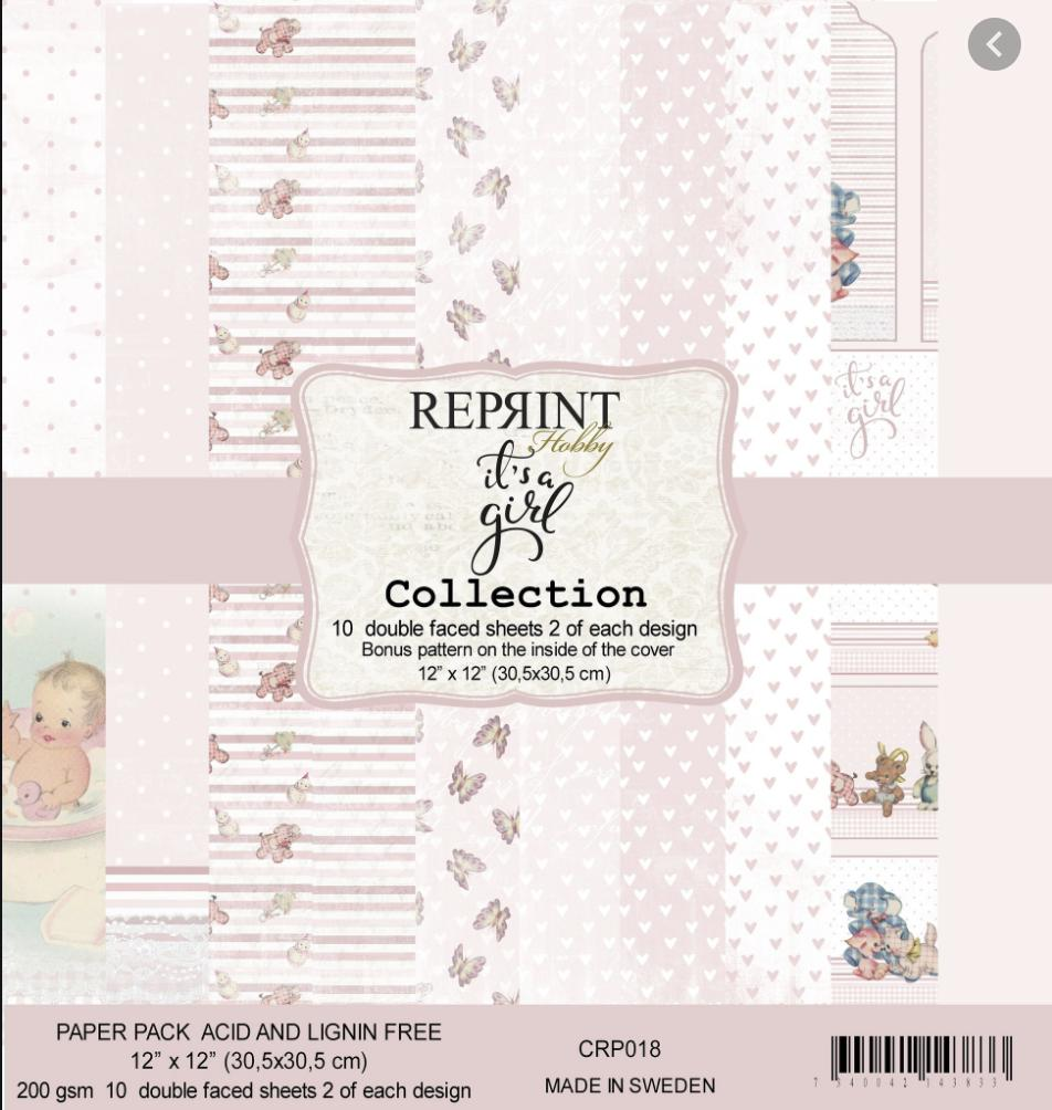New Baby Paper Collections