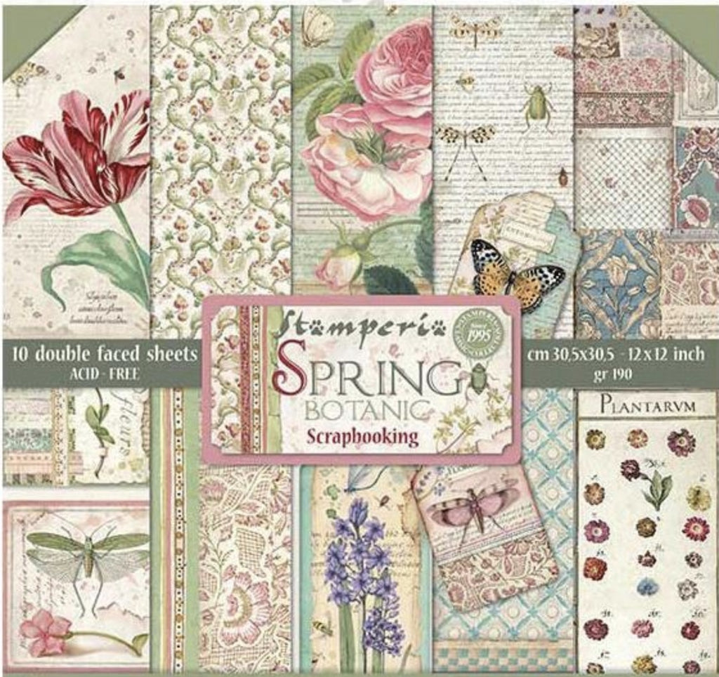 Floral Paper Collections
