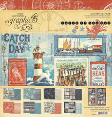 Catch of the Day Graphic 45