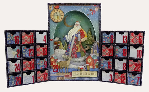 Make a Wish Advent Calendar Stamperia