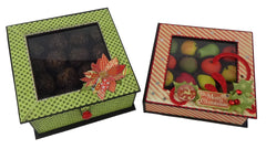 Petit Four Boxes My Creative Spirit