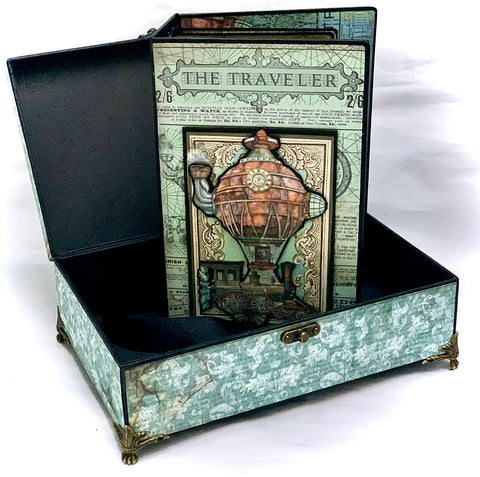 The Ophelia Journal in a Box