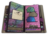 Kaleidoscope Travellers Notebook Graphic 45
