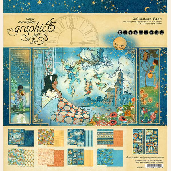 Graphic 45 Dreamland Bundle