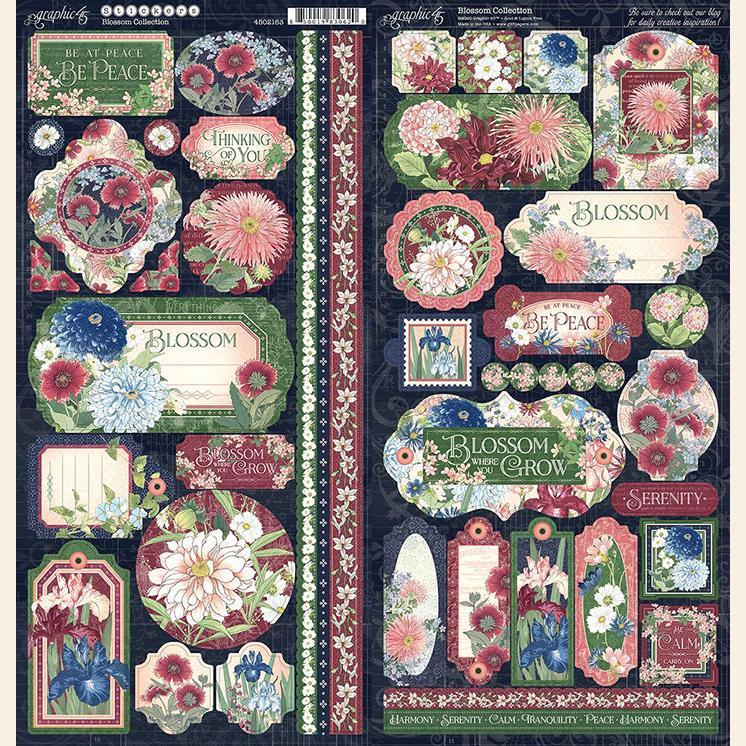 Blossom 12 x 12 Collection Pack