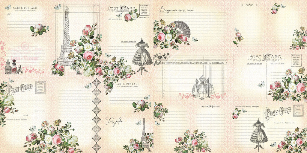 Elegance Ephemera/Journaling Cards