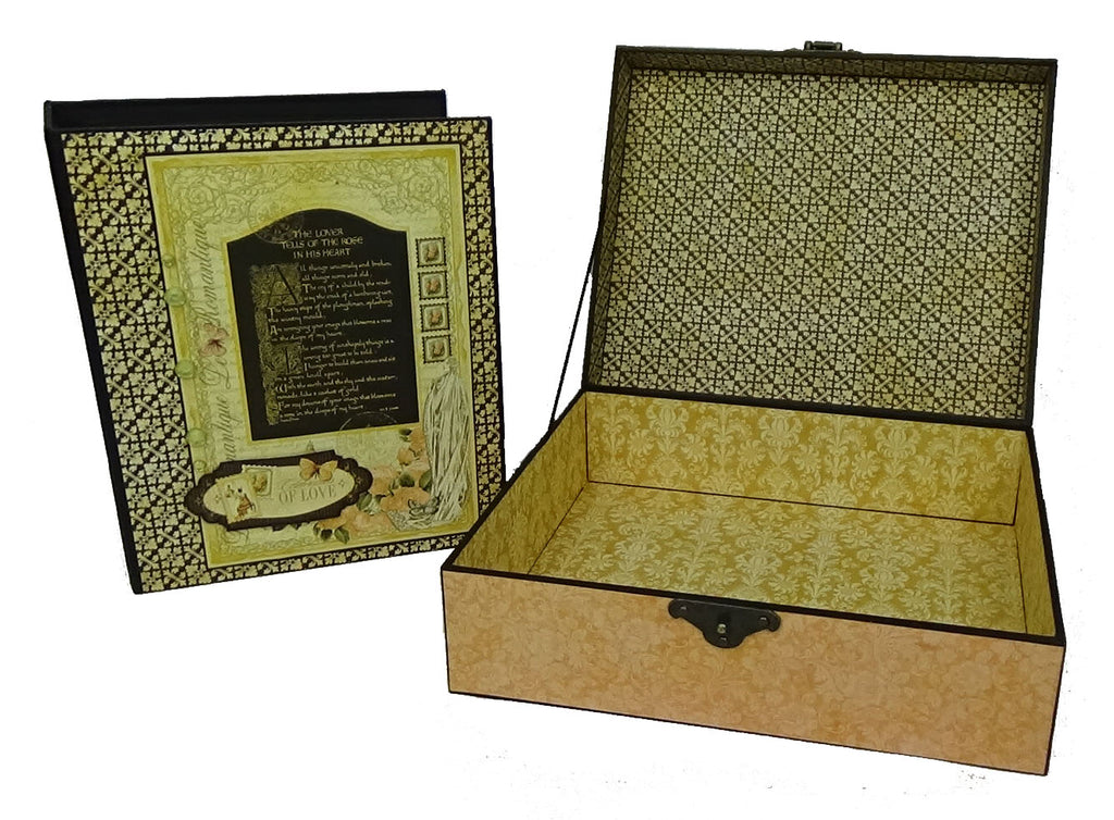 Agatha Box and Album Set Bundle
