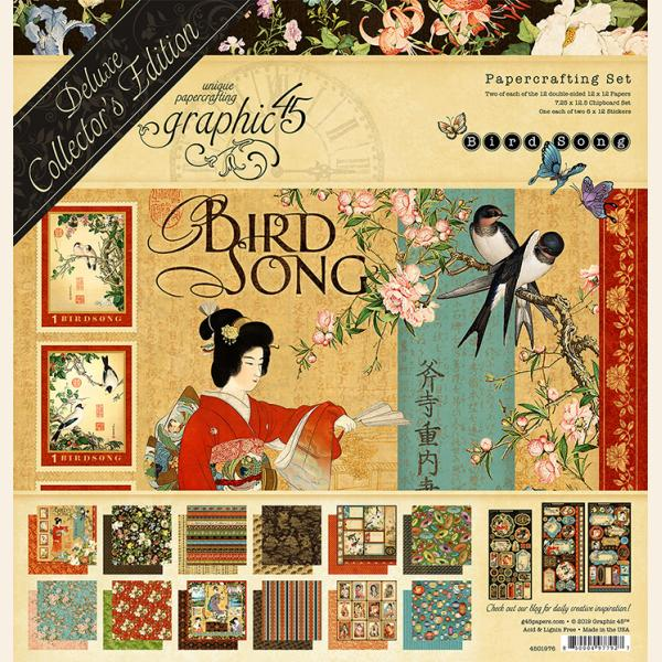 Bird Song Deluxe Collectors Edition