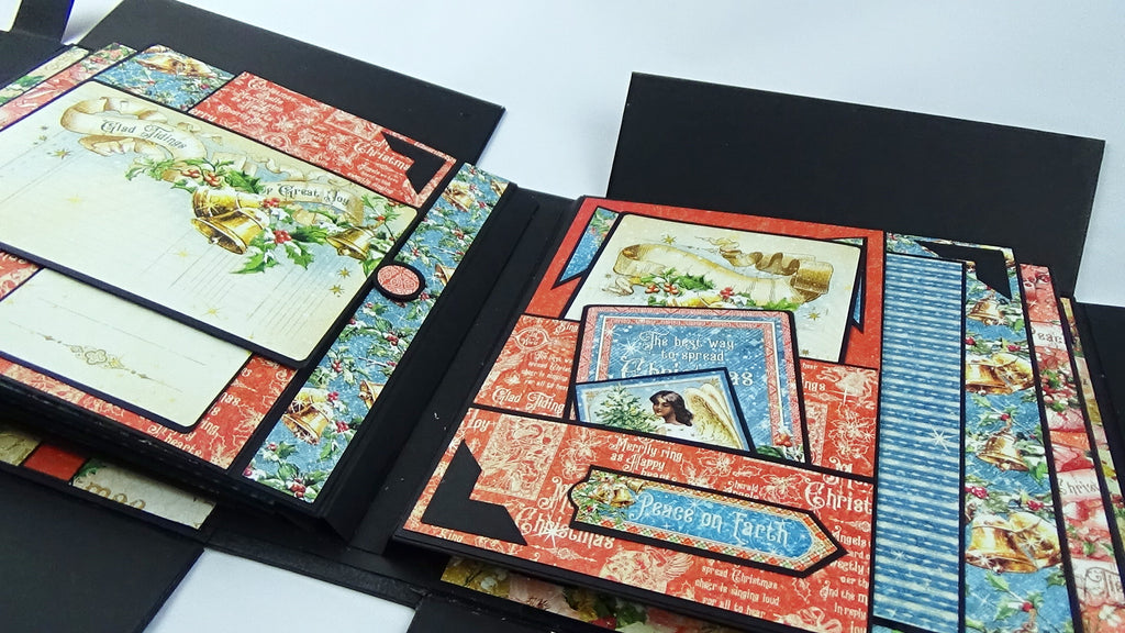 Joy to the World Boxed Album PDF Tutorial