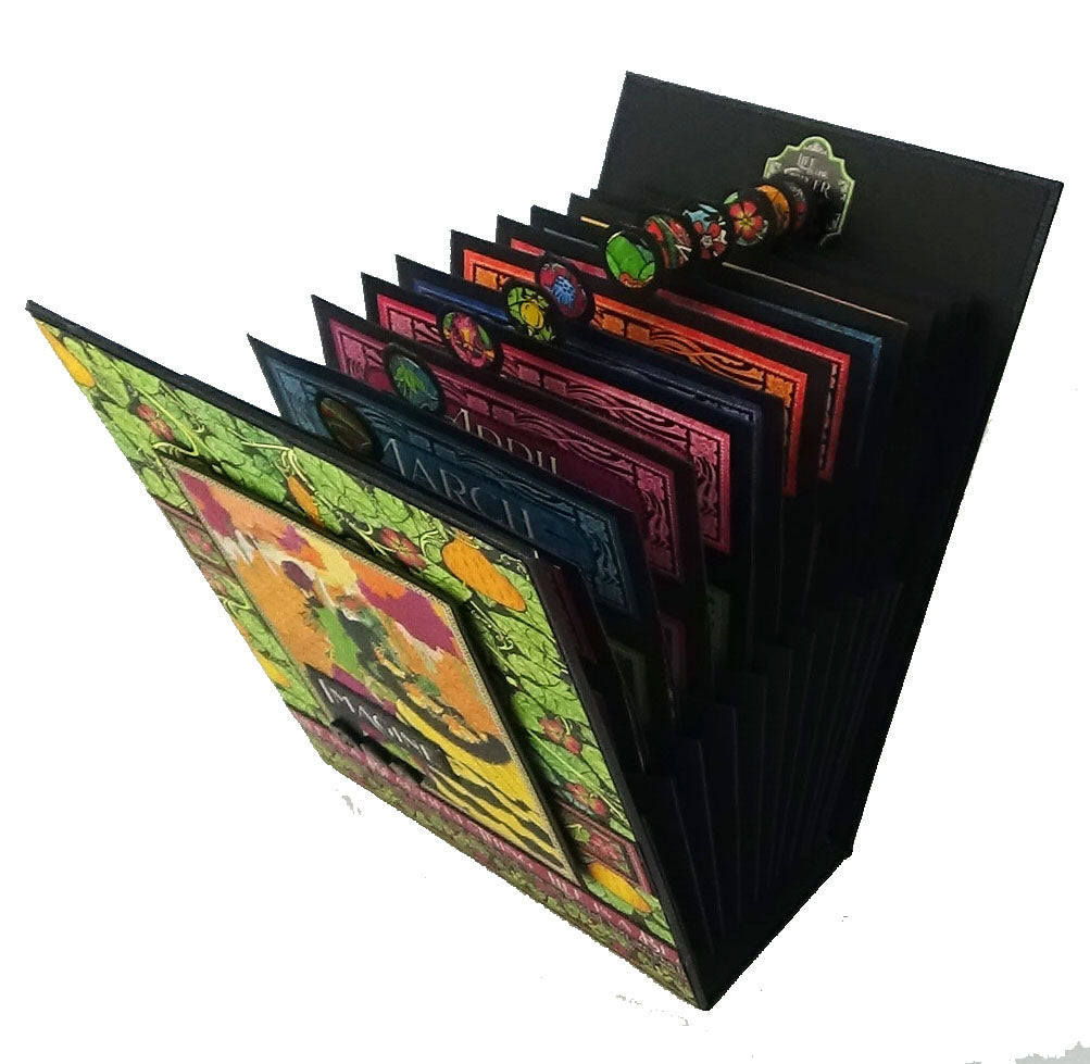Six/Twelve Pocket Concertina Album PDF Tutorial