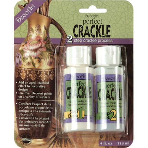 Decoart Perfect Crackle