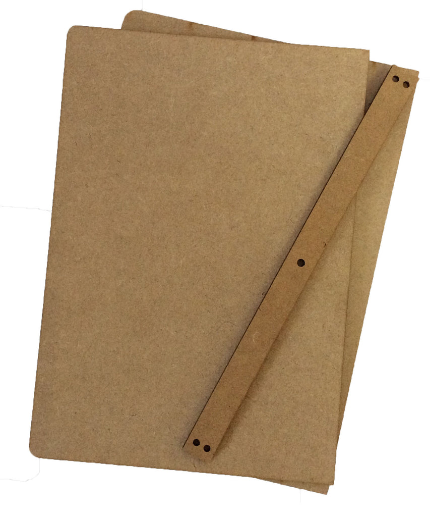 A5 Notebook Holder Cover Set
