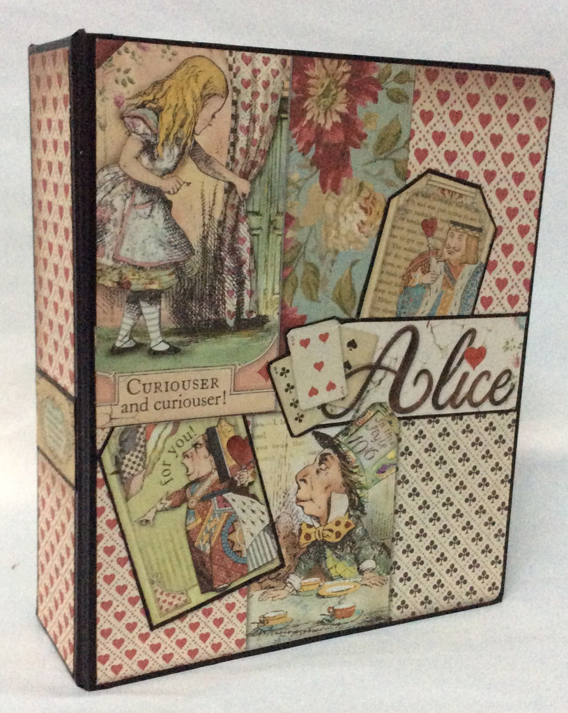 Alice Wide Folio Album Kit