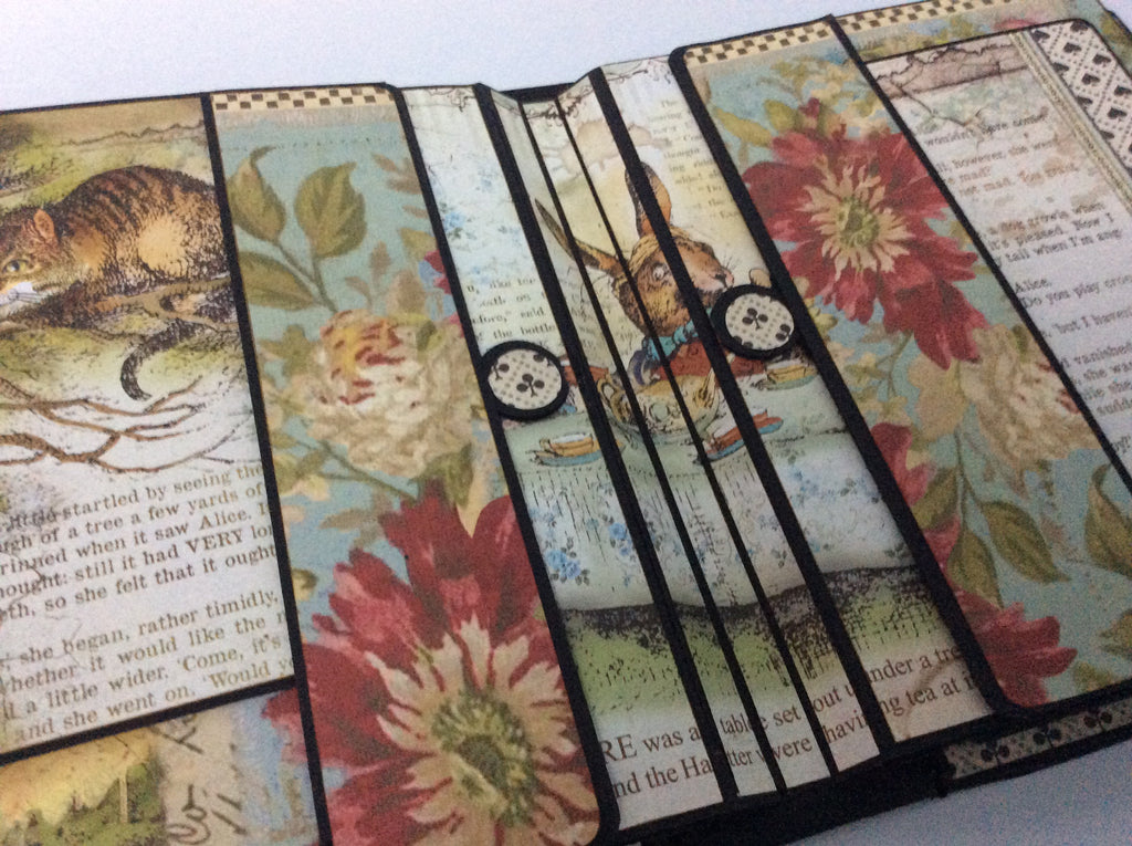 Alice Wide Folio Album PDF Tutorial
