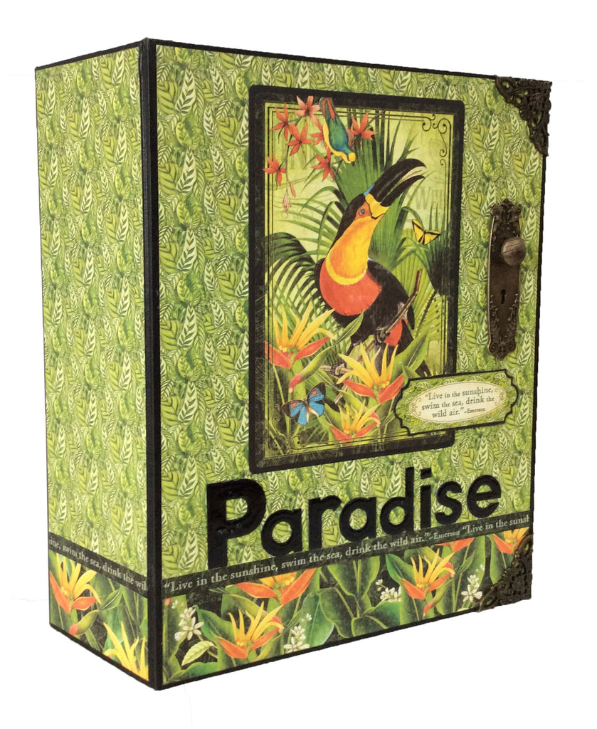 Lost in Paradise Album PDF Tutorial