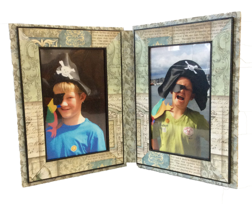 Double Photo Frame Bundle