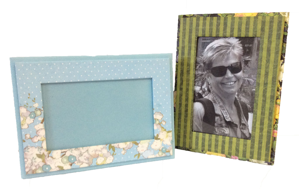 Double Photo Frame Kit