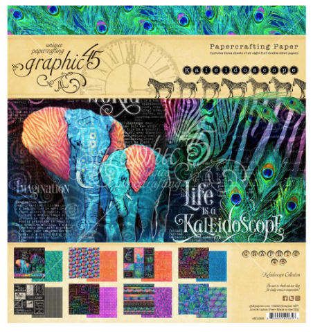 Graphic 45 Kaleidoscope Bundle