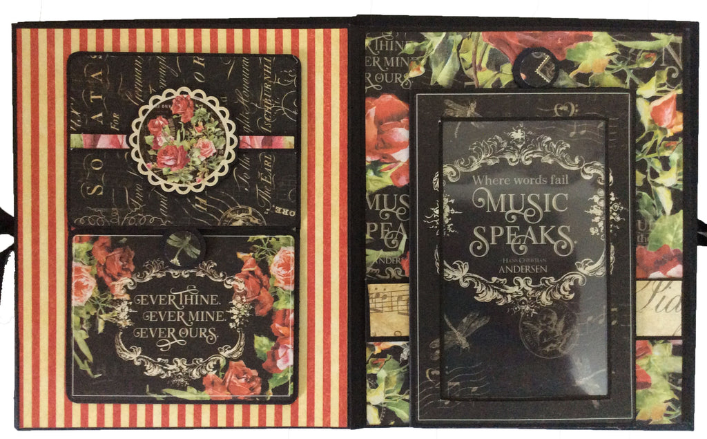 Perpetual Album and Shadow Box Bundle