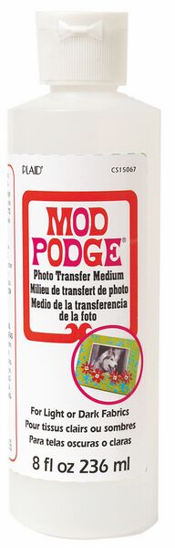 Mod Podge Transfer Medium