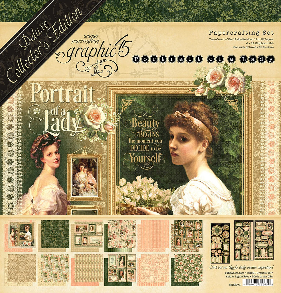 Portrait of a Lady Deluxe Collector's Edition