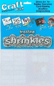Shrink Plastic Frosted