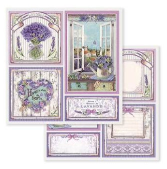 Stamperia Provence Paper Pad Bundle
