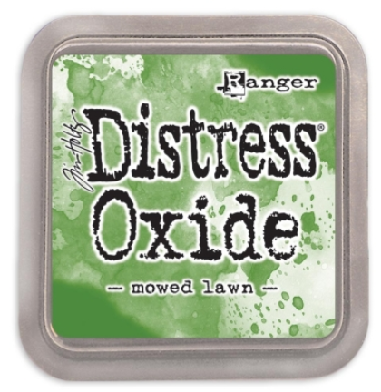 Ranger Tim Holtz Distress Oxide Ink Pad - Mowed Lawn