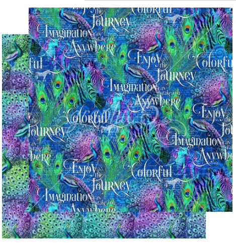 Kaleidoscope by Graphic 45 - 12 x 12 Collection Pack