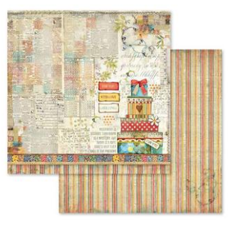 Patchwork  by Stamperia