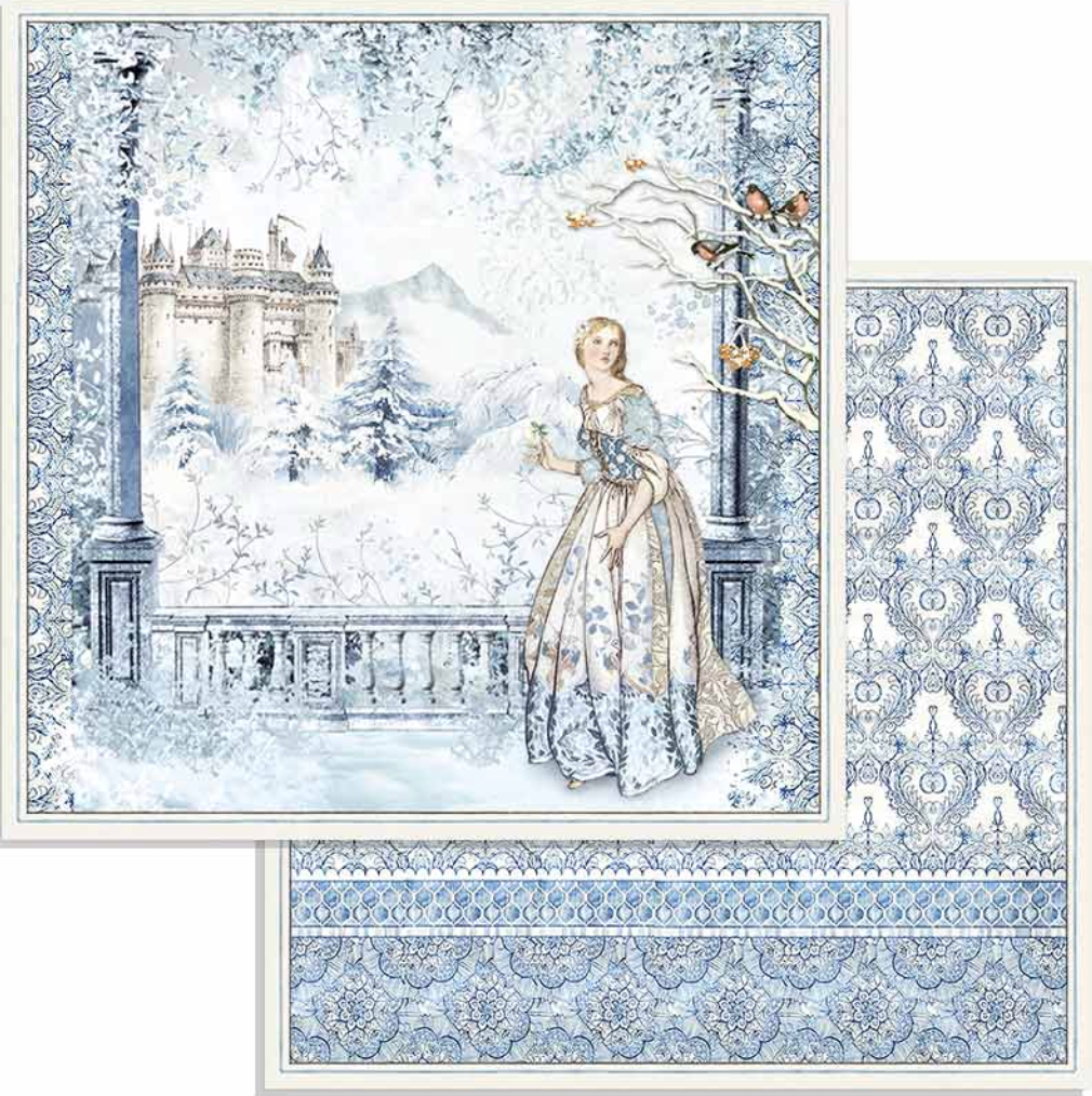 Winter Tales Collection Bundle Stamperia