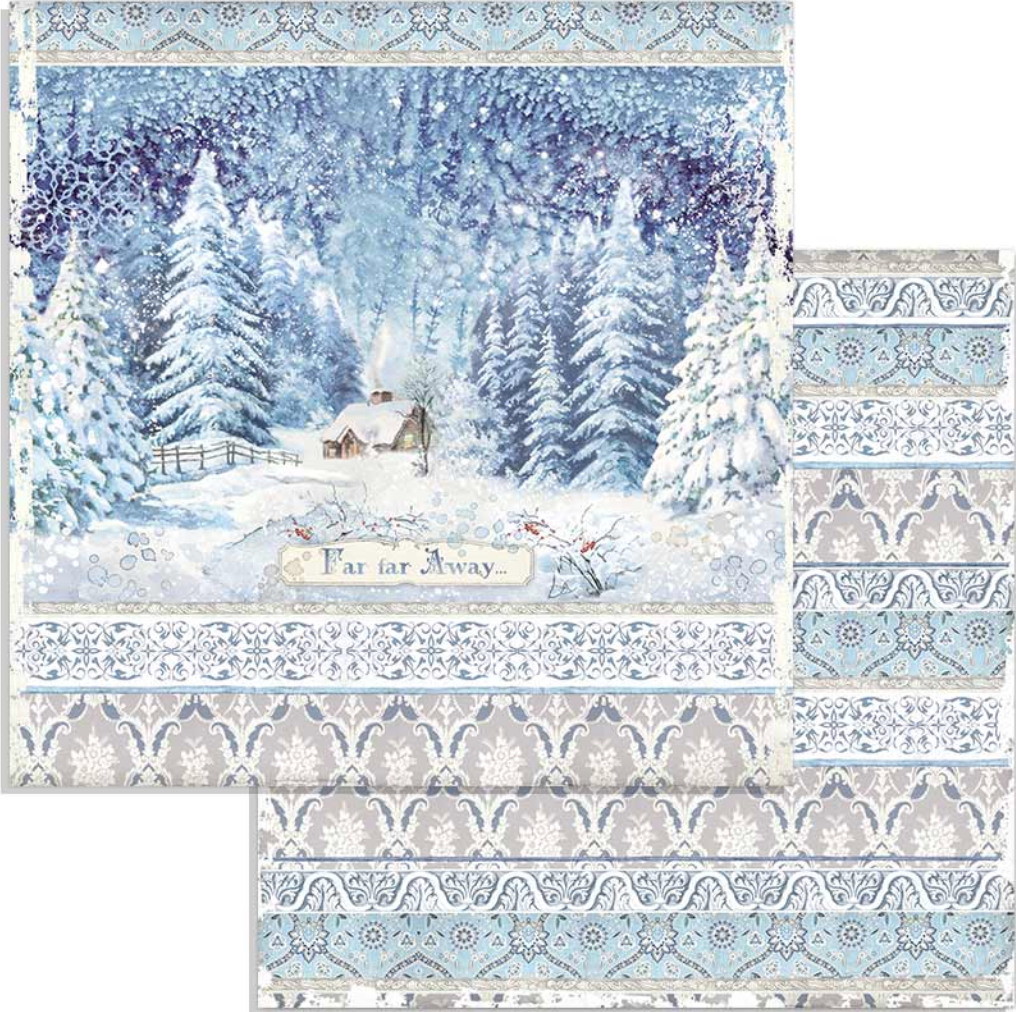 Winter Tales Paper Bundle Stamperia