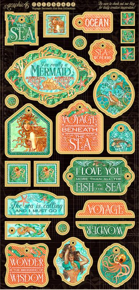 Voyage Beneath the Sea Deluxe Collector's Edition