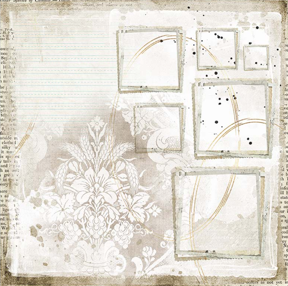 Romantic Collection - Journal 8 x 8 Paper Pad Stamperia