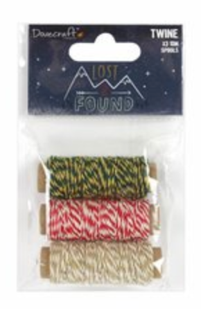 Lost and Found Twine - Dovecraft