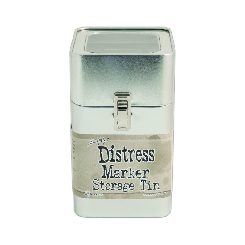 Tim Holtz Distress Ink Marker Storage Tin