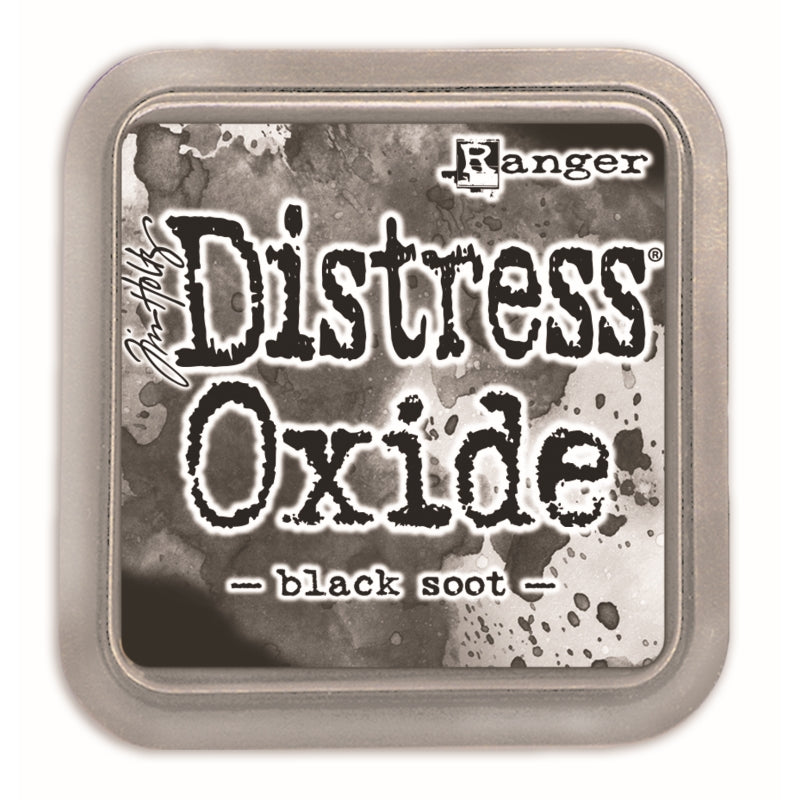 Ranger Tim Holtz Distress Oxide Ink Pad - Black Soot