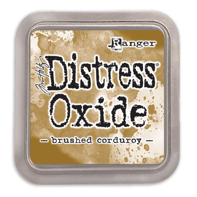 Ranger Tim Holtz Distress Oxide Ink Pad - Brushed Corduroy