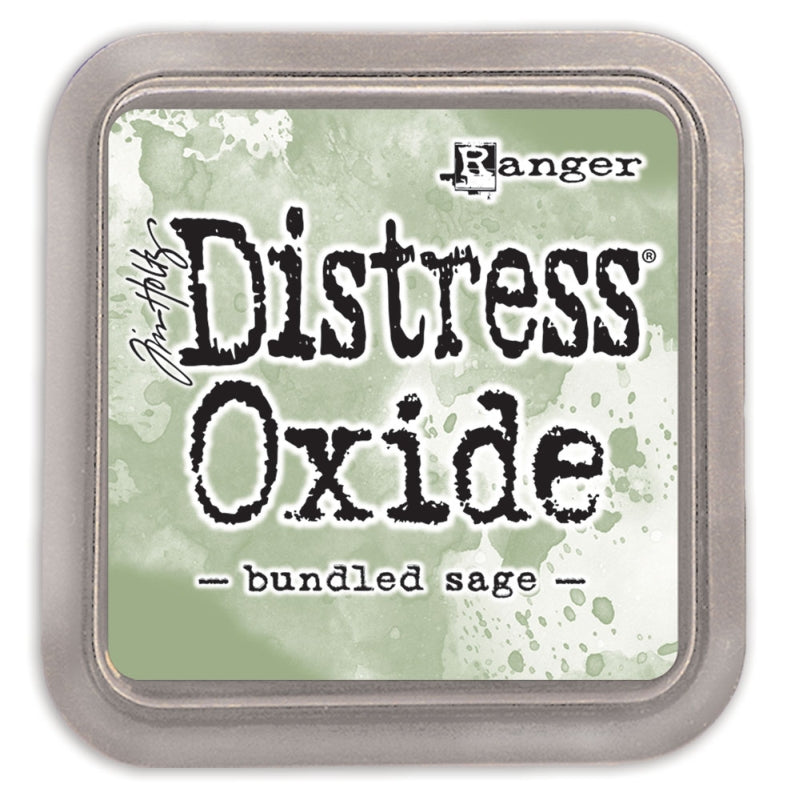 Ranger Tim Holtz Distress Oxide Ink Pad - Bundled Sage