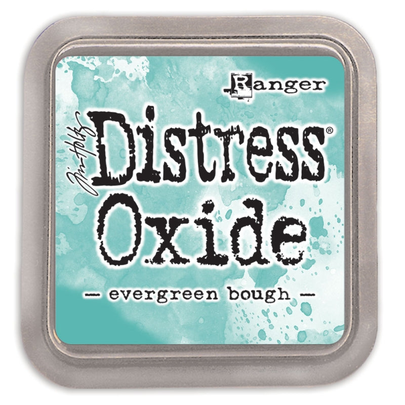 Ranger Tim Holtz Distress Oxide Ink Pad - Evergreen Bough