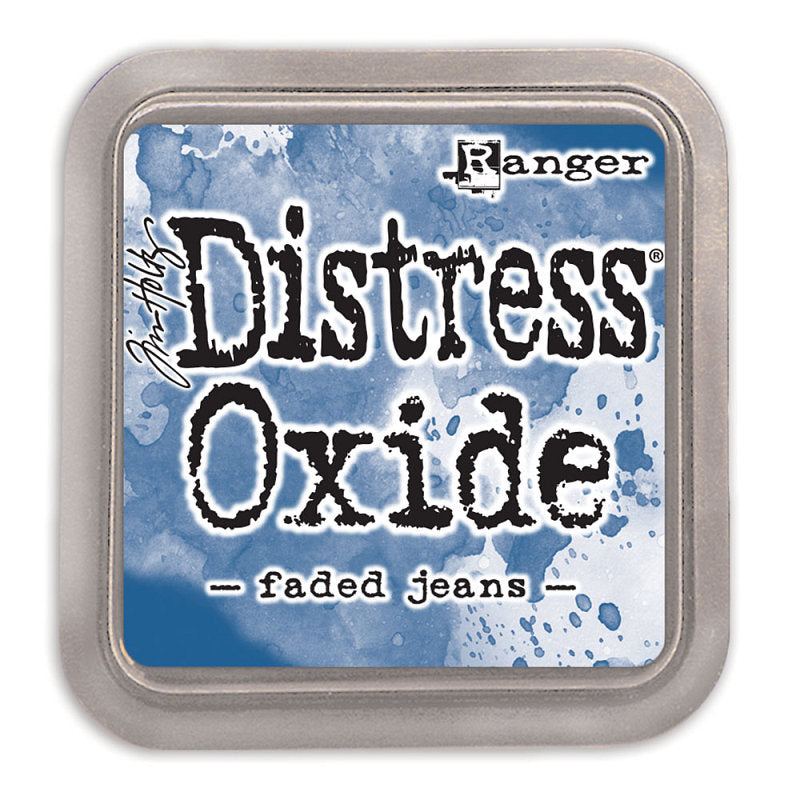 Ranger Tim Holtz Distress Oxide Ink Pad - Faded Jeans
