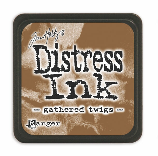 Tim Holtz Mini Distress Ink Pad - Gathered Twigs