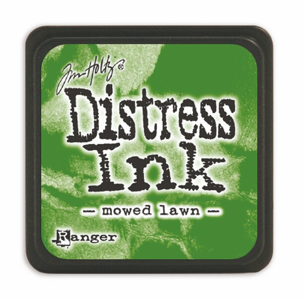 Tim Holtz Mini Distress Ink Pad - Mowed Lawn