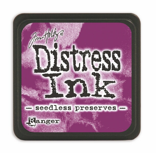 Tim Holtz Mini Distress Ink Pad - Seedless Preserves