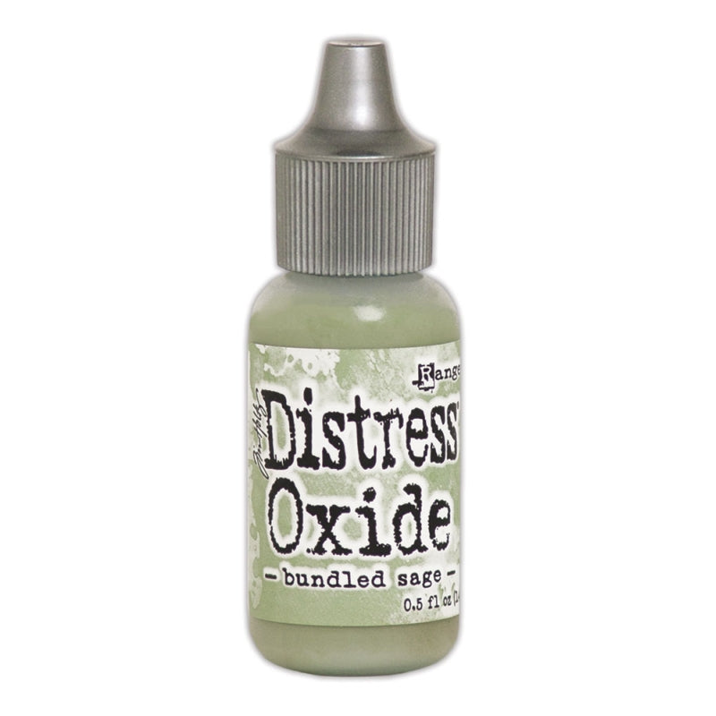 Tim Holtz Distress Oxide Reinker - Bundled Sage