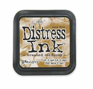 Tim Holtz Distress Ink Pad - Brushed Corduroy