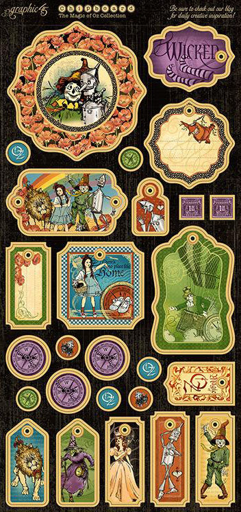 Magic of Oz Deluxe Collectors Edition