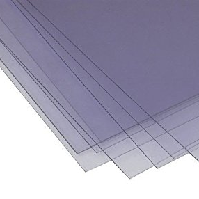 A4 Acetate - Pack of 5 sheets