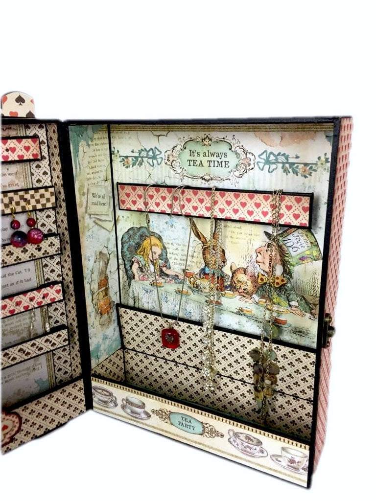 Alice Jewellery Cabinet Kit